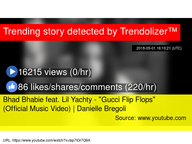 355ce362e Bhad Bhabie feat. Lil Yachty -